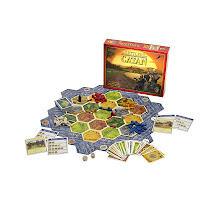 Gifts for Gamers - Settlers Board Game