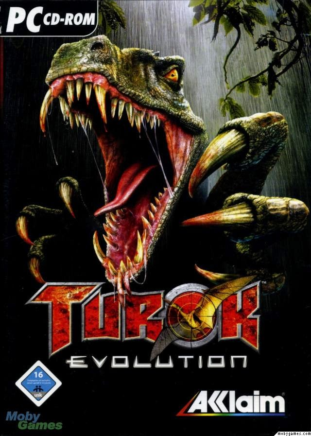 Turok Evolution Game
