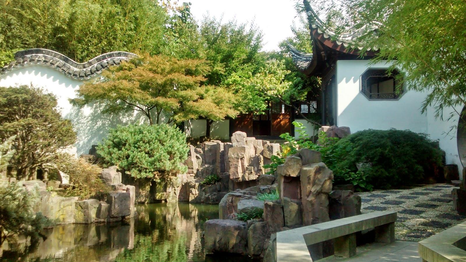 Slow Travelin 39 Chinese Scholar 39 S Garden Staten Island