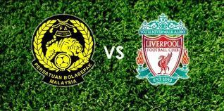 Liverpool FC Vs Malaysia
