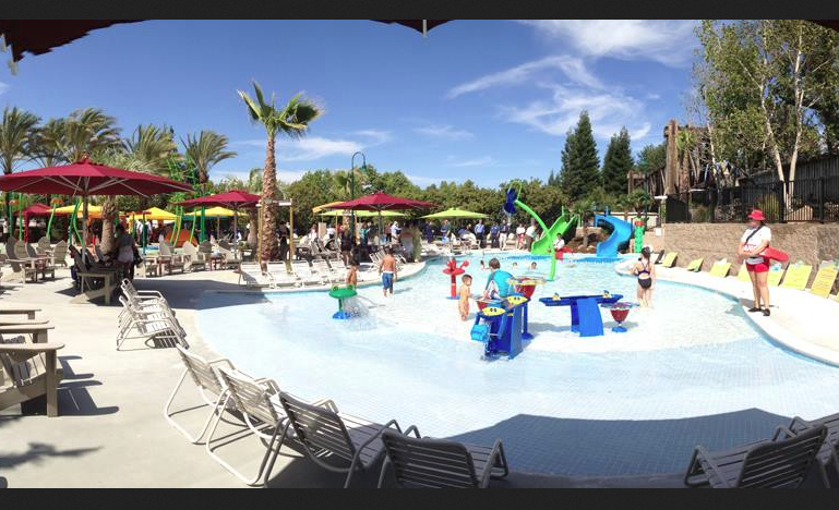 newsplusnotes new family splash area opens at gilroy gardens family theme park
