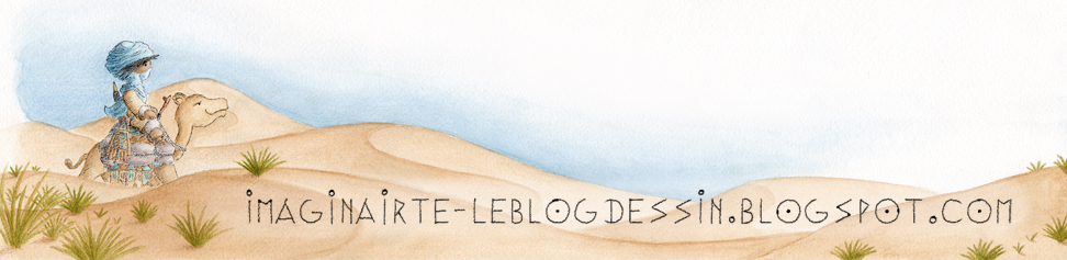 Imaginairte - le blog dessin