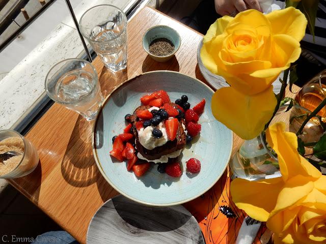 Beany Green brunch London restaurant review