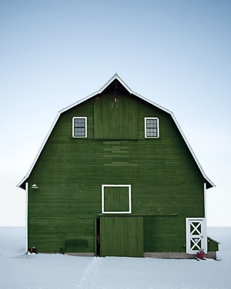 A%2526A+green+barn Garden Color Inspiration: Green