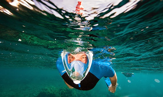 Snorkeling Pagang