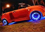 Kit Iluminação Neon Leds Rodas - Universal - R$ 110,00