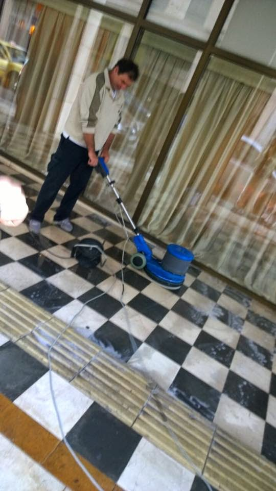 art of clean marble floor cleaning