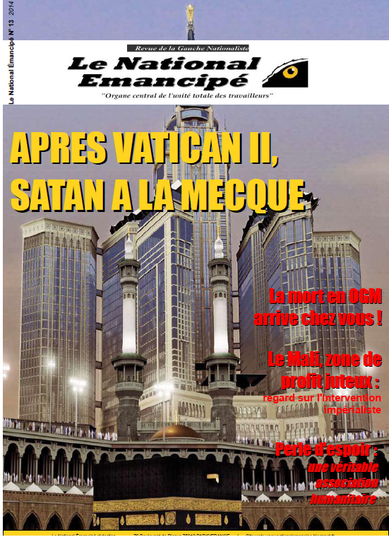 NATIONAL EMANCIPE LA REVUE