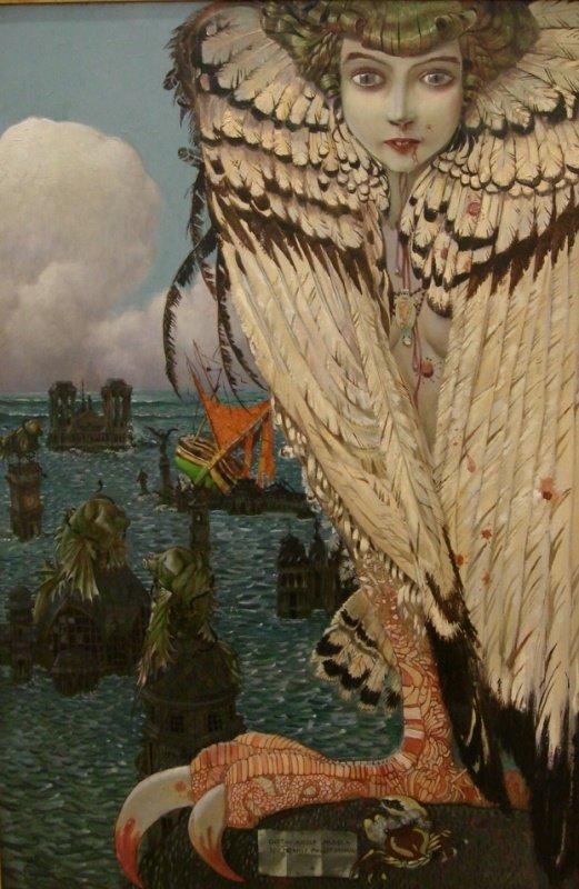 gustav-adolf mossa painting