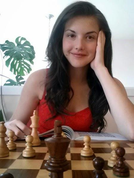 Alexandra Botez Pemain Chess Paling Cantik Dari Canada