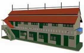 Pemasangan Penangkal Petir Sangkar Farady CV. Mitra Technic Global Purwokerto - Jalan Raya Jatilawang Purwokerto Km. 39 - Spesialis Penangkal Petir Handal