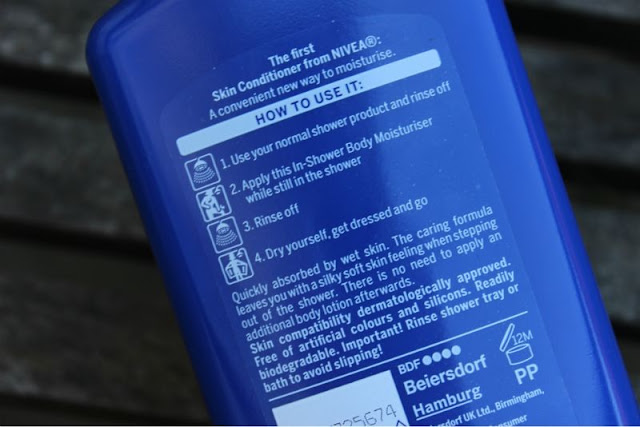Nivea In-Shower Body Moisturiser