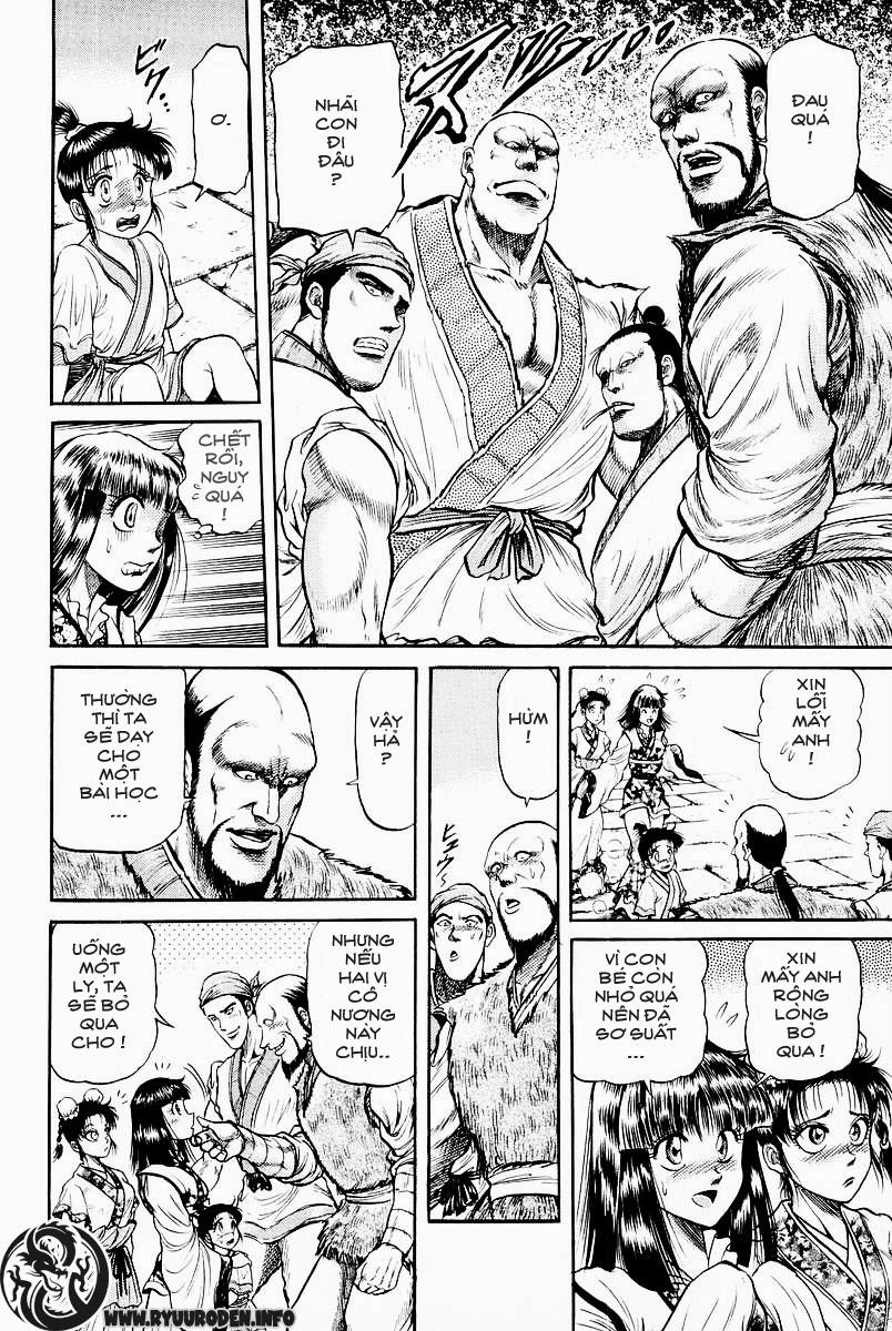 Chú Bé Rồng - Ryuuroden chap 30 - Trang 24