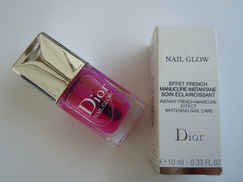 DIOR: NAIL GLOW 'INSTANT FRENCH MANICURE EFFECT'