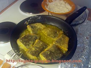 Τα φαγητά της γιαγιάς - Μπακαλιάρος ή Βακαλάος τηγανιτός