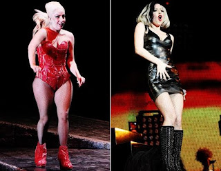 Quick Weight Loss Secrets Lady Gaga with Photos