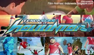 film kartun sepak bola tendangan halilintar
