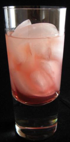 Citronella Cooler Drink