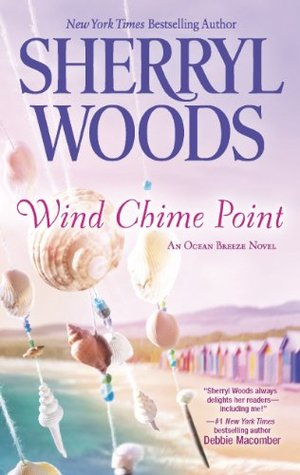 Book Cover. Wind Chime Point