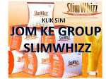 SlimWhizz Orange Fiber Drink