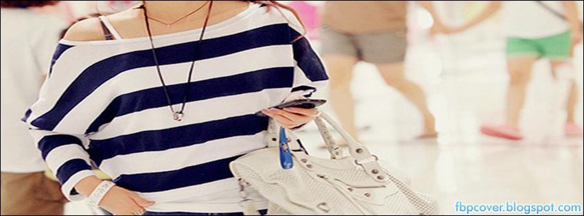 Girl Fashion Cellphone Beg Stylish Facebook Cover Fb Timeline Fbpcover Fbpcover