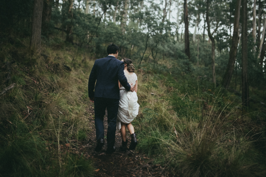 vintage wedding photography woodend