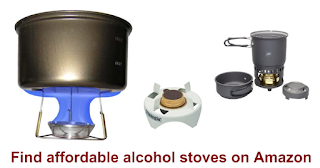 Alcohol Stove