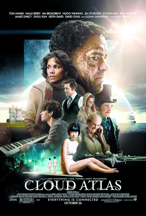 Cloud Atlas [2012] [Dvdrip] [Español Latino]