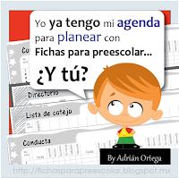 Agenda preescolar