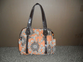 House of Botori the stylish mommy diaper bag. Review (Blu me away or Pink of me Event)