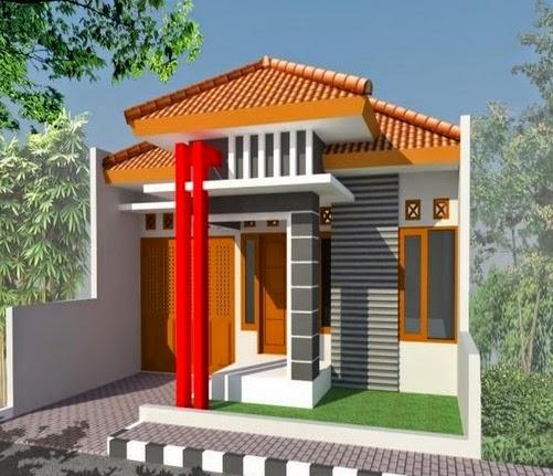 Desain Atap Rumah Minimalis 3