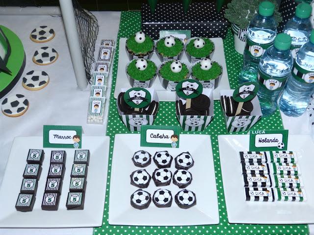 golosinas personalizadas futbol
