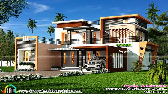 Awesome house contemporary model