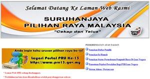 Suruhanjaya Pilihan Raya (SPR)