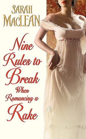 Nine Rules to Break When Romancing a Rake book cover