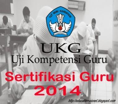 Download Soal Latihan UKG Sertifikasi Guru 2014
