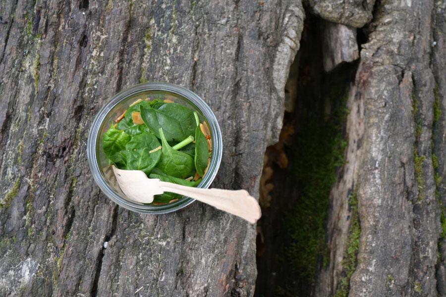 recette salade aux patates douces rôties figues
