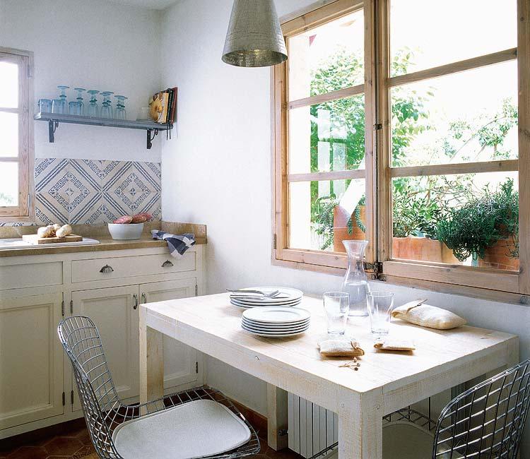 Decoraci n de interiores cocinas con encanto - Interiores con encanto ...