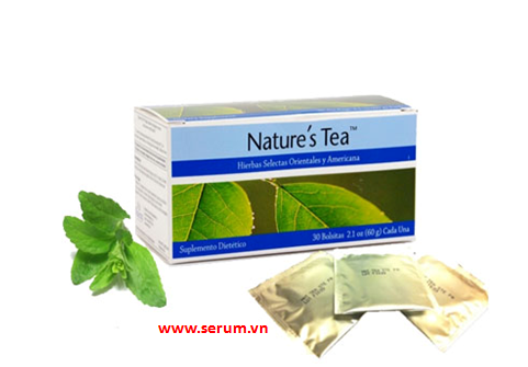Nature's Tea Unicity – Trà thảo dược
