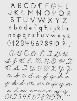 Handwriting Pdf