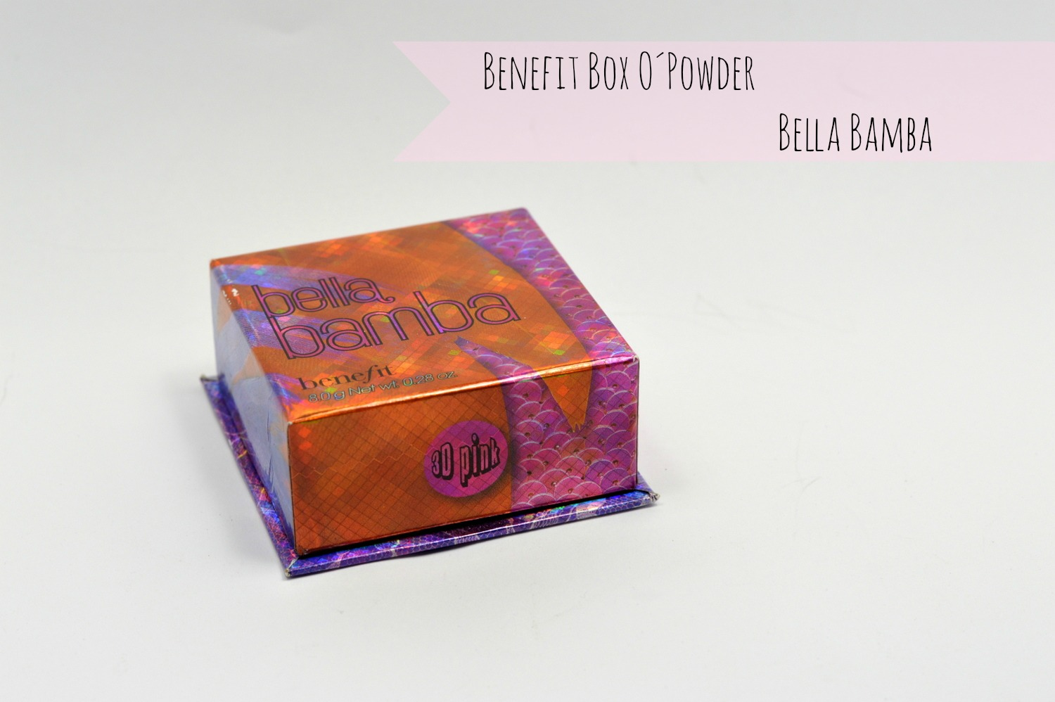 Foto von Benefit Blush Bella Bamba