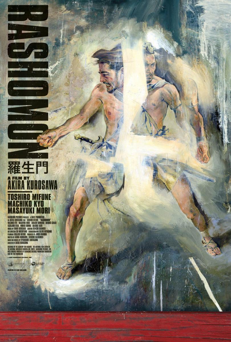 Rashomon poster