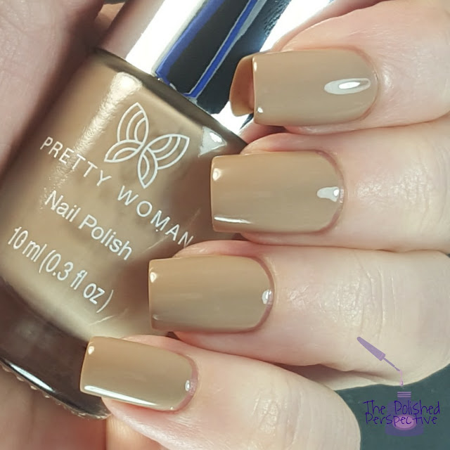 Pretty Woman Butterscotch Pecan swatch