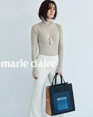 Han Ji Min Marie Claire November 2015