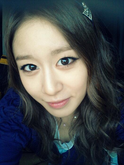 Abuse report t aras jiyeon makeup look