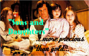 SONS AND DAUGHTERS...(A Pride and Prejudice Continuation)
