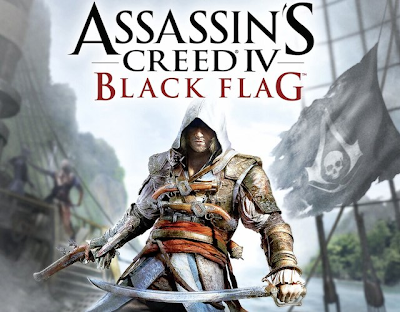 Assassin's Creed 4: Black Flag Official Box Art
