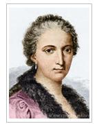 biografias- imagem da matematica Maria Gaetana Agnesi