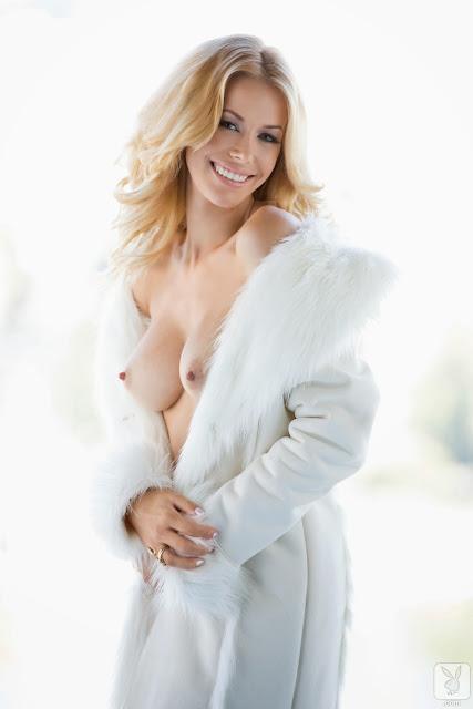 Kennedy Summers topless Miss December 2013