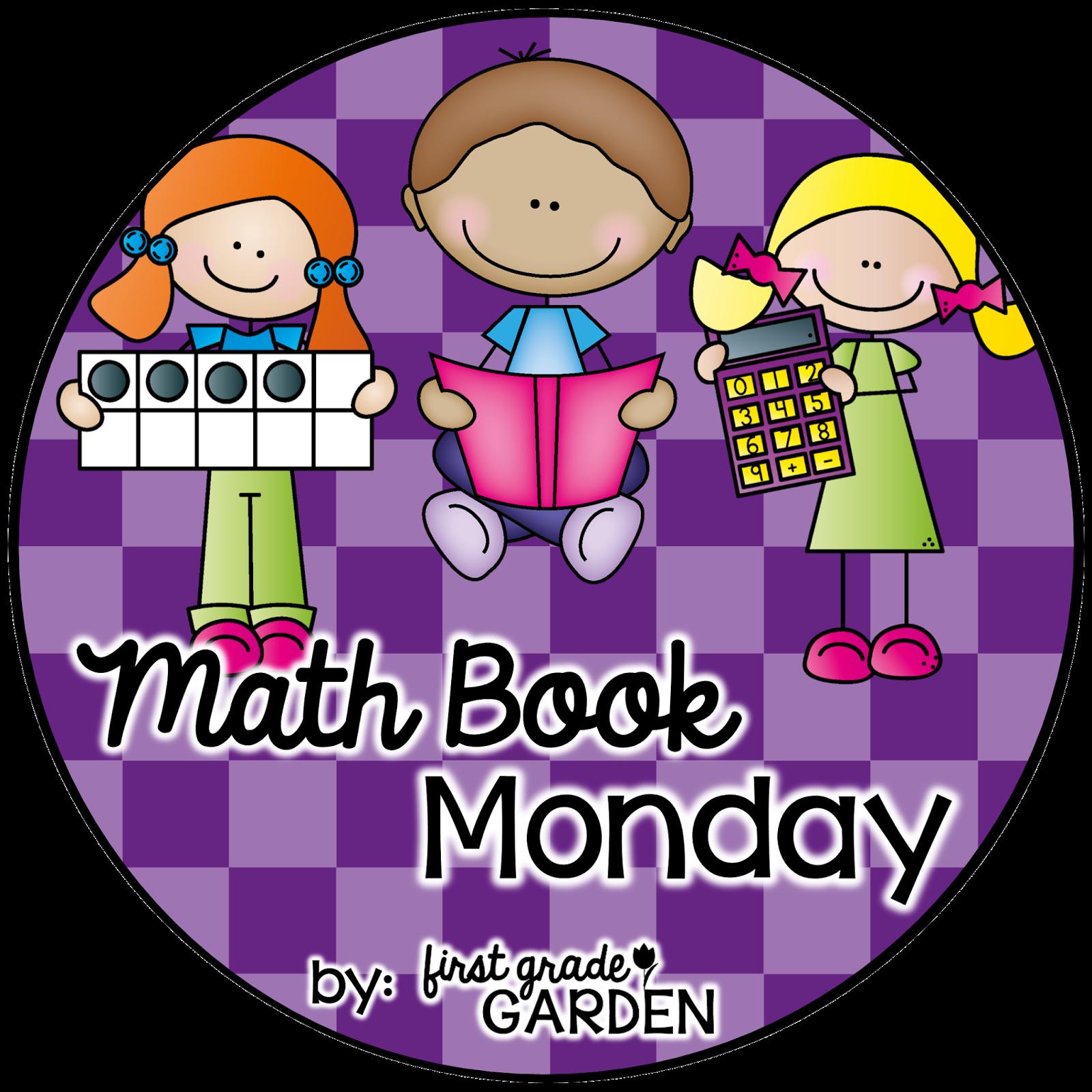 First Grade Garden: Math Book Monday - Ten Little Pirates